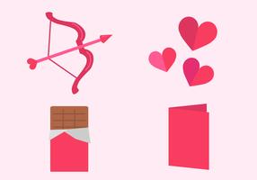 Free Cupid's Bow Vektor