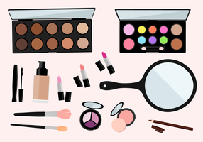 Gratis Makeup Vector