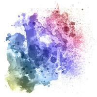färgglada vattenfall textur bakgrund