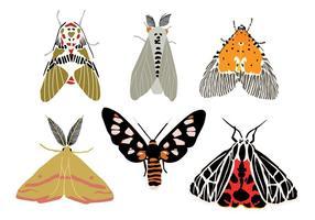 Moth vektorer