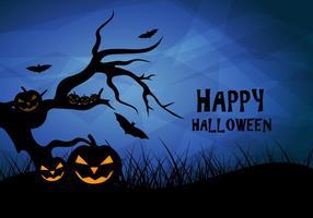 Lycklig halloween vektor design