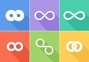 Free Infinite Loop Vektor-Logos vektor