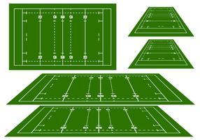Rugby Arena Vektoren