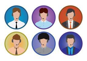 Administrative Assistent Vektoren