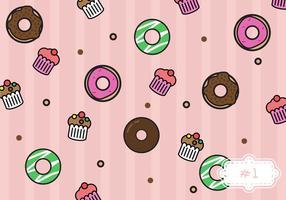Free Bake Sale Muster # 1 vektor