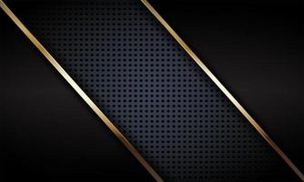 abstrakter Luxushintergrund mit goldmetallischen Elementen