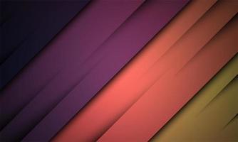 abstrakter Gradientenhintergrund mit buntem und modernem Stil vektor