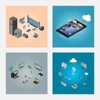 Sammlung von drahtlosen Technologien