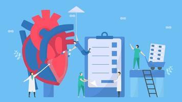 design av kardiomyopati