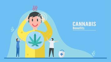 Nutzen des Cannabis-Designs