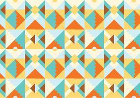 Abstrakt öken färgad mönster bakgrund vektor