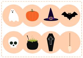 Gratis Halloween Vector