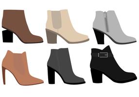 Gratis Boots Vector