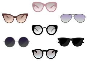 Kostenlose Sonnenbrillen Vektor