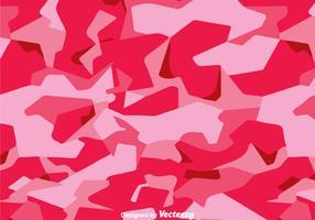 Mode Rosa Camo Vektor