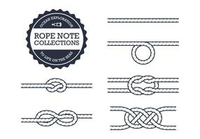 Rep knut samlingar