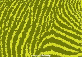 Grüner Zebra Druck Hintergrund vektor