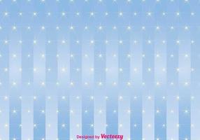 Glänzender Stern blauer Hintergrund vektor