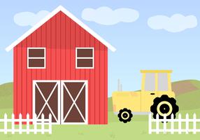 Gratis landsbygdsvektor vektor