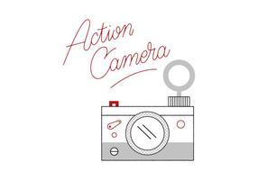Freier Kamera-Vektor