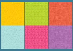 Zeilen Muster Vektoren