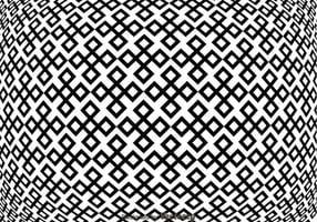 Schwarz-Weiß-konvexes Muster