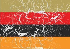 Gebrochene Farbe auf Farben Hintergrund vektor