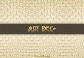 Gratis Art Deco Vector Bakgrund