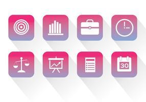 Business Icon Vektoren