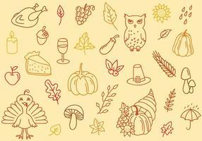 Free Thanksgiving Hintergrund