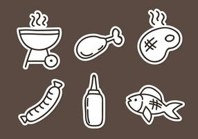 Grill-Element-Icons