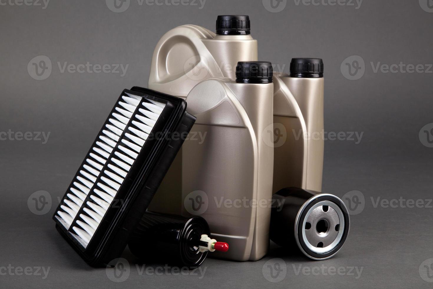 l'huile de moteur photo