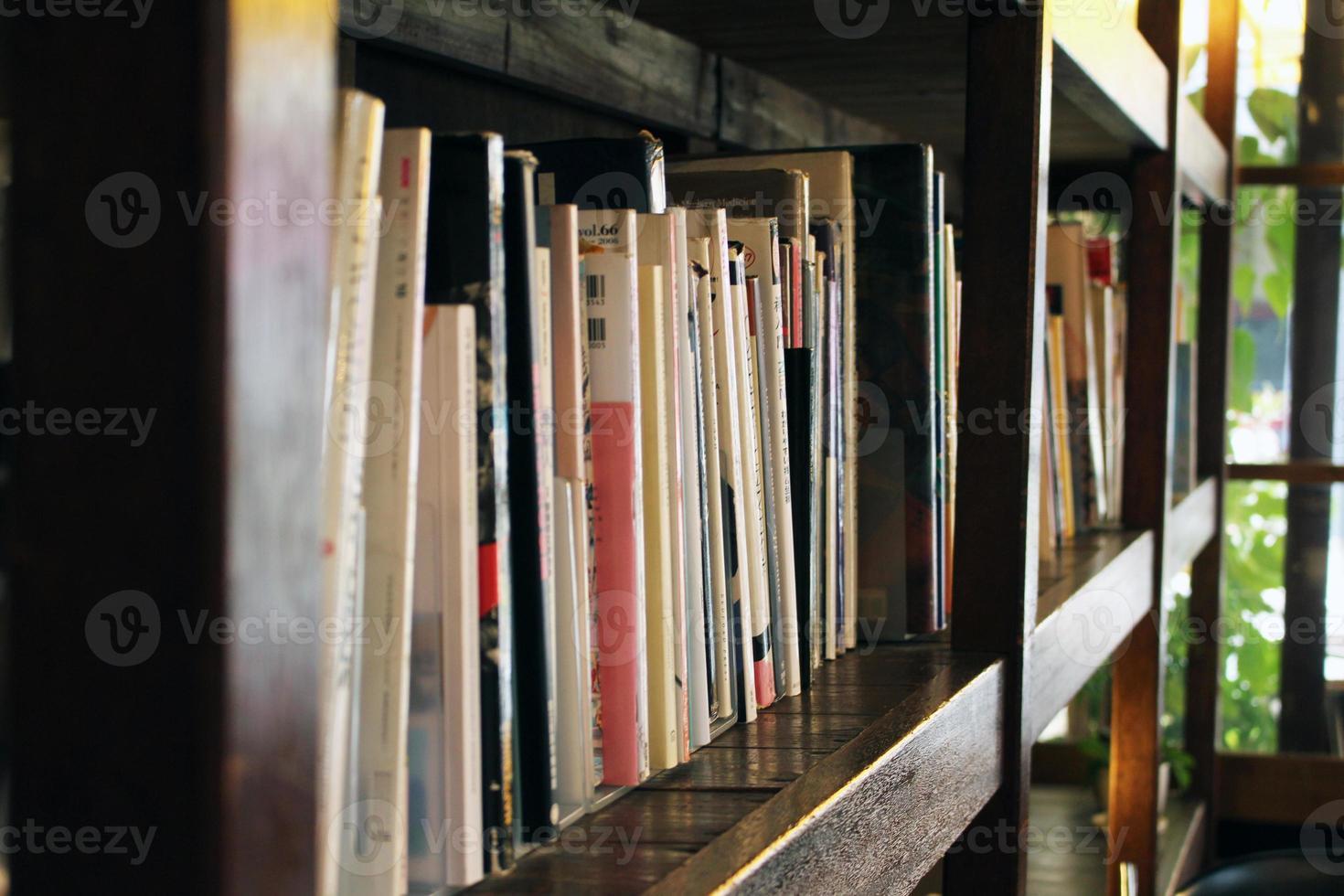 étagère à livres photo