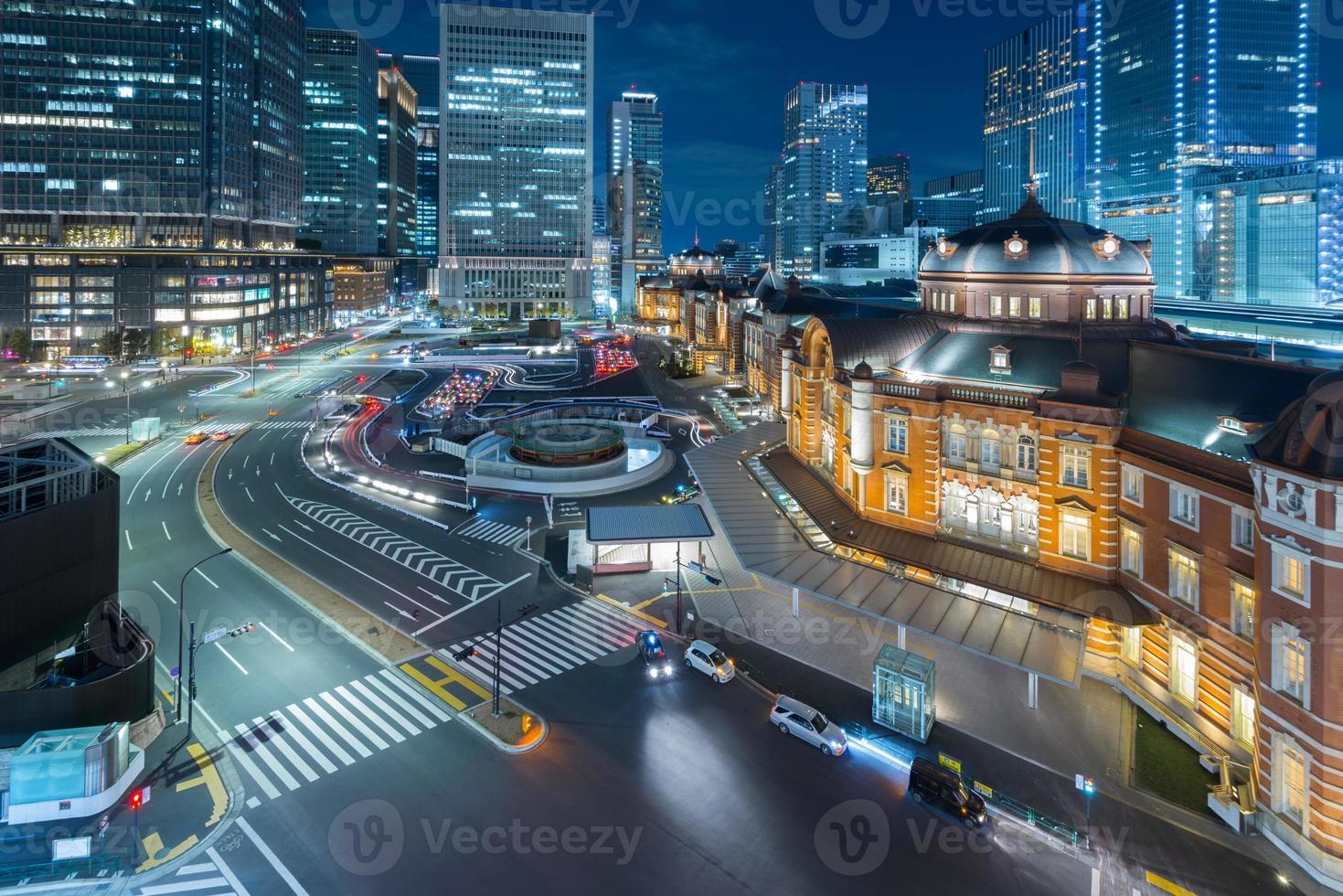 marunouchi, tokyo, japon photo