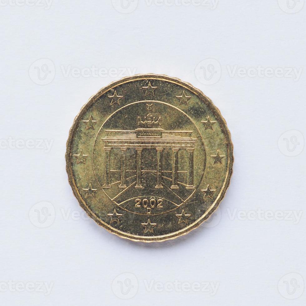 pièce de 10 cents allemande photo