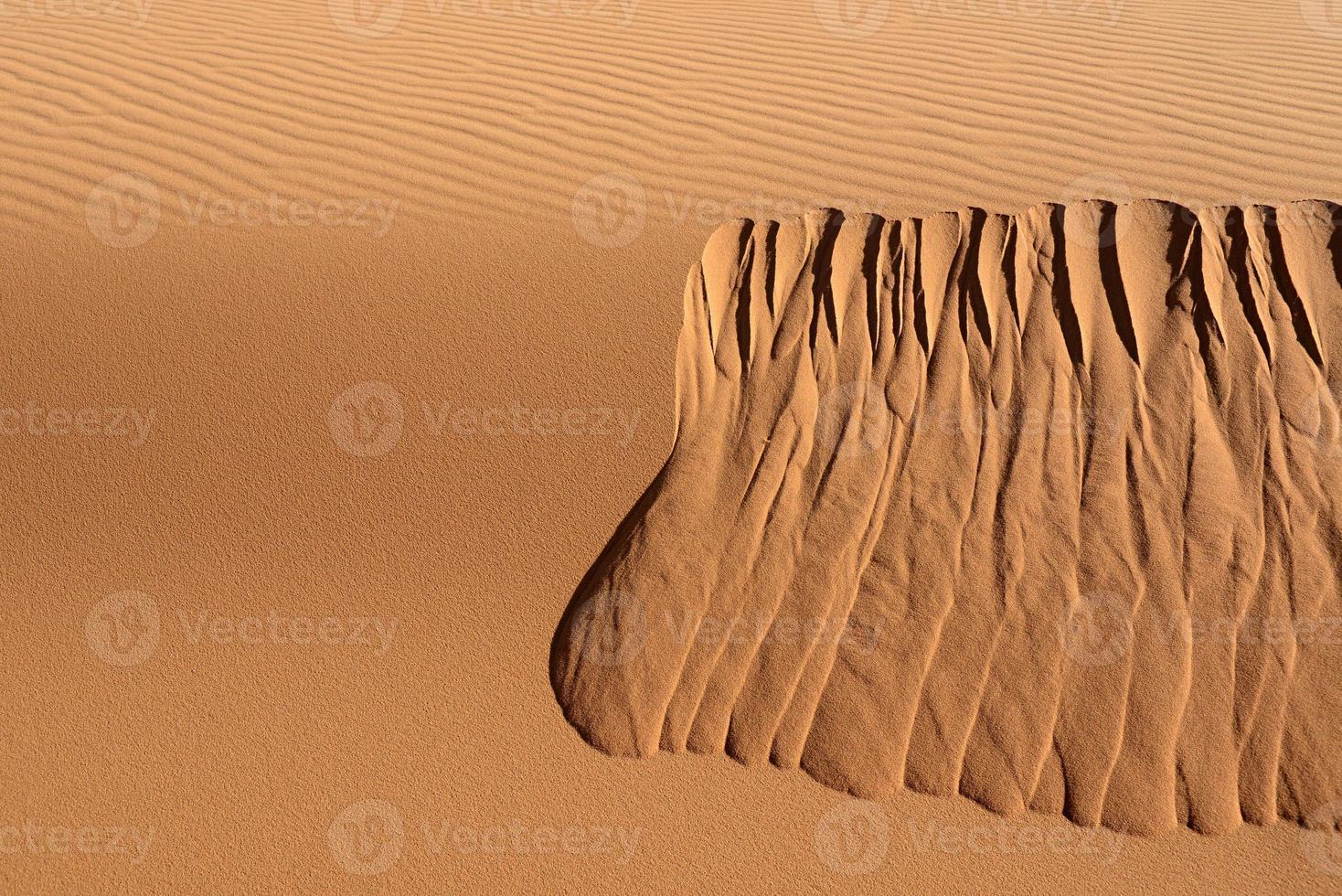 fond du désert photo