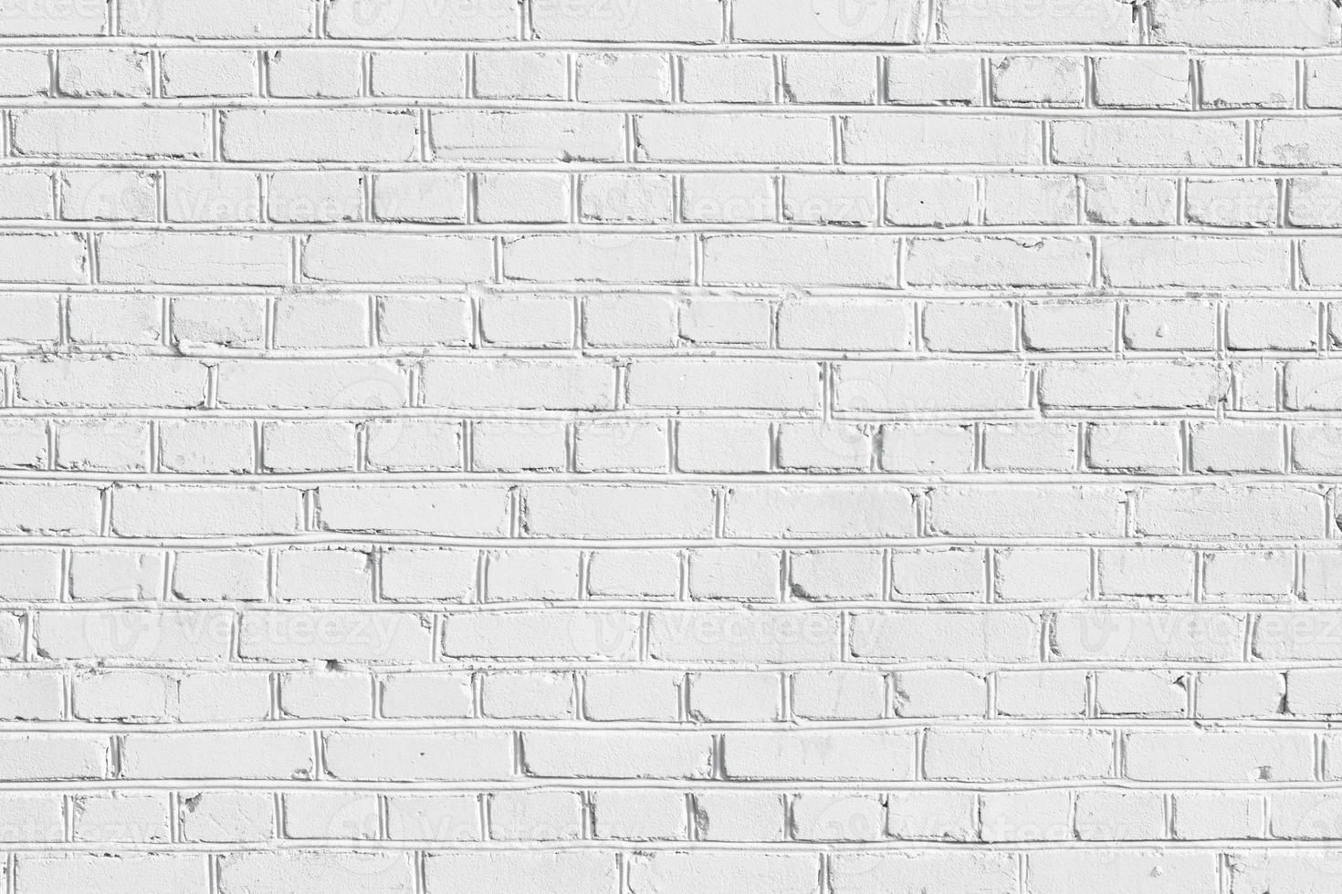 texture de fond d'un vieux mur de briques photo