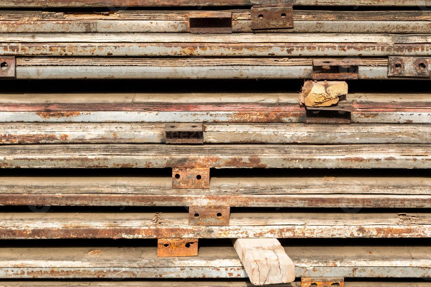 acier de construction photo