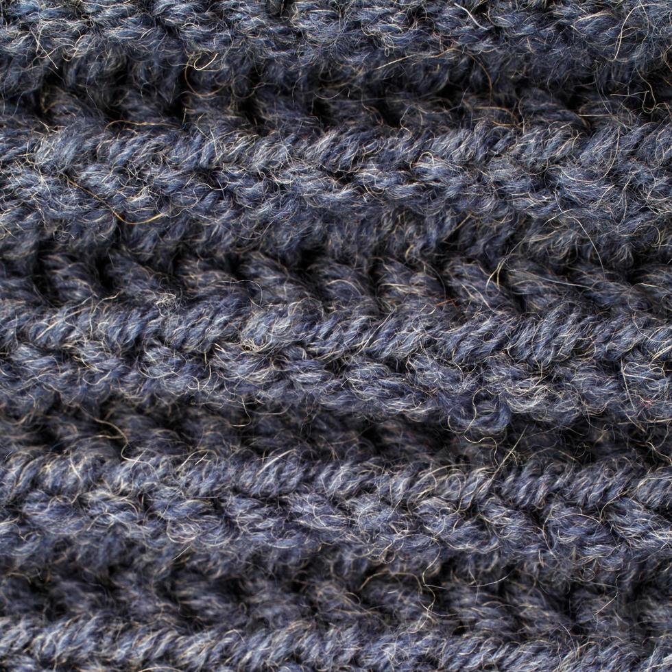 fond tricoté à la main photo