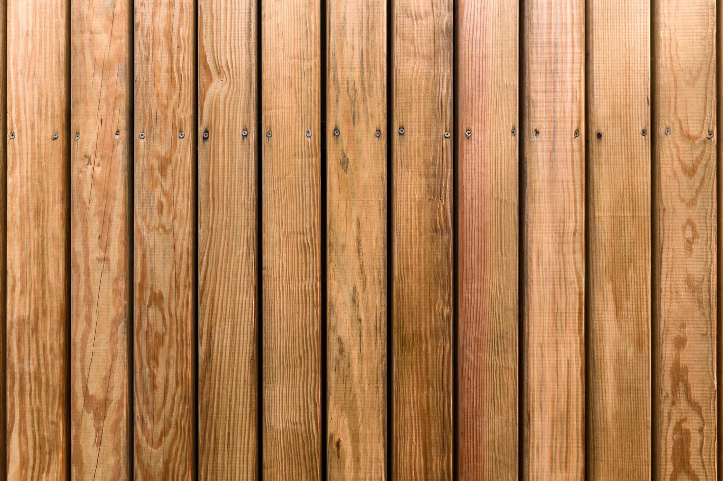 mur de bois de construction vieilli photo