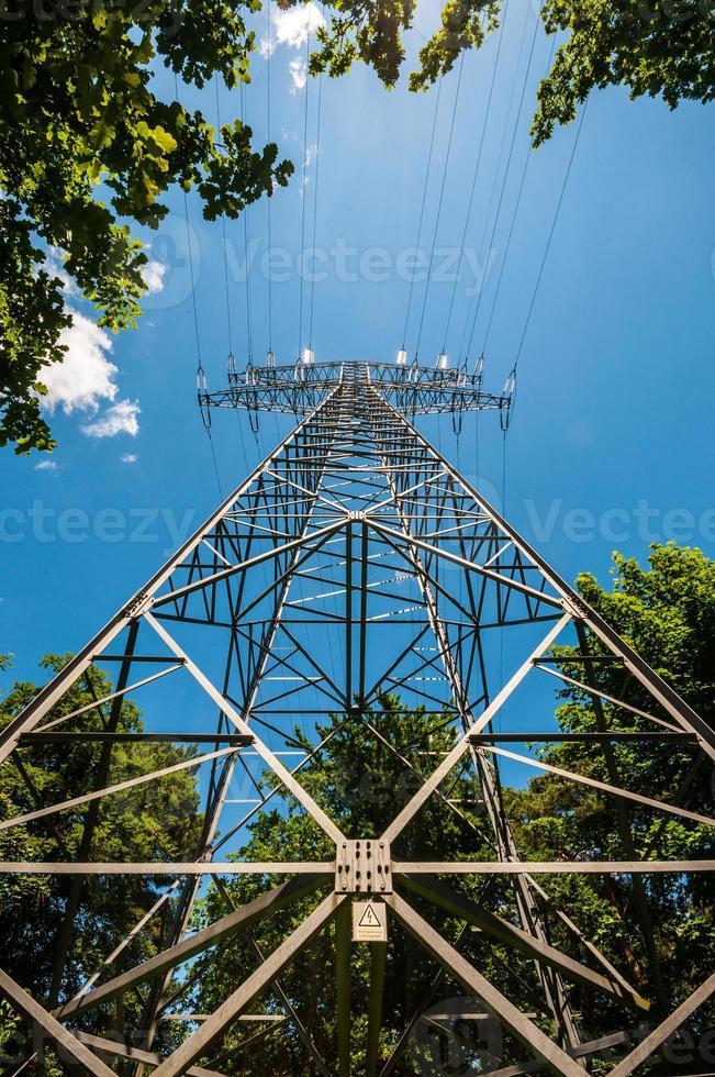 tour de transmission photo