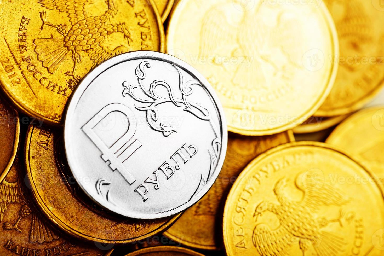 roubles russes photo