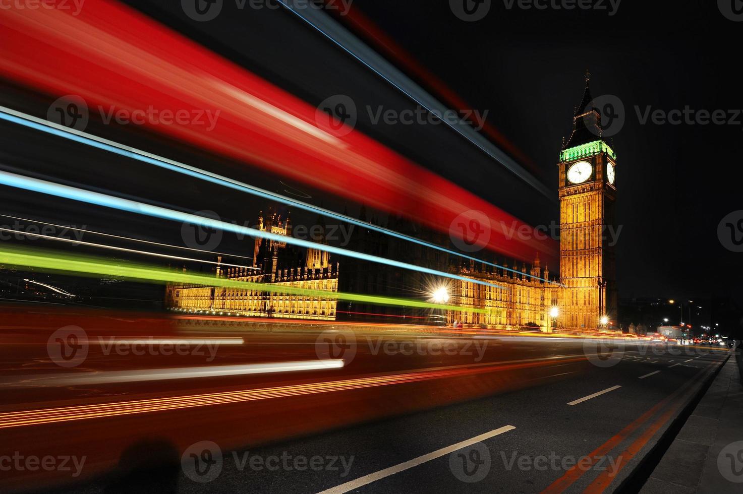 envelopper le temps big ben londres photo