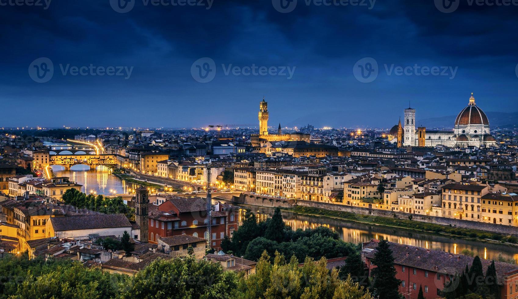 Florence skyline photo