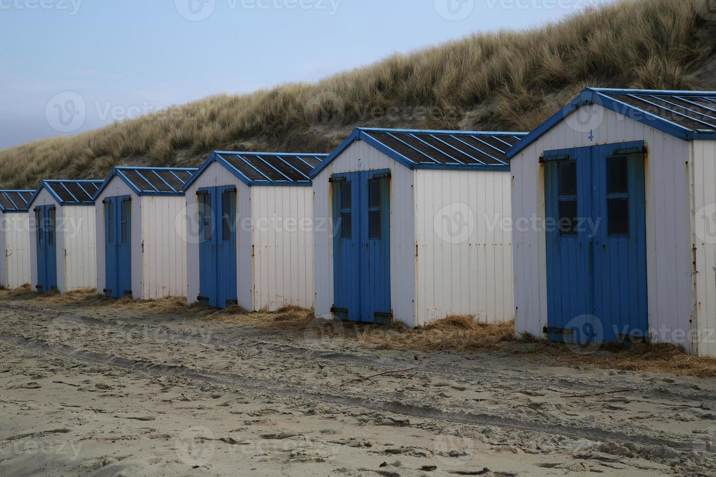 maisons de plage texel photo