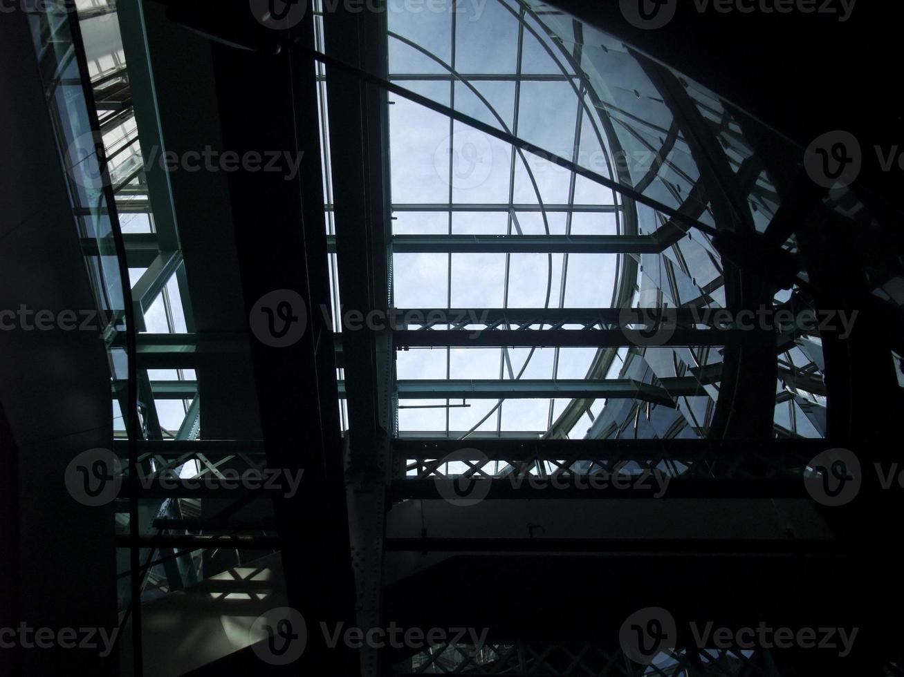 architecture industrielle abstraite photo