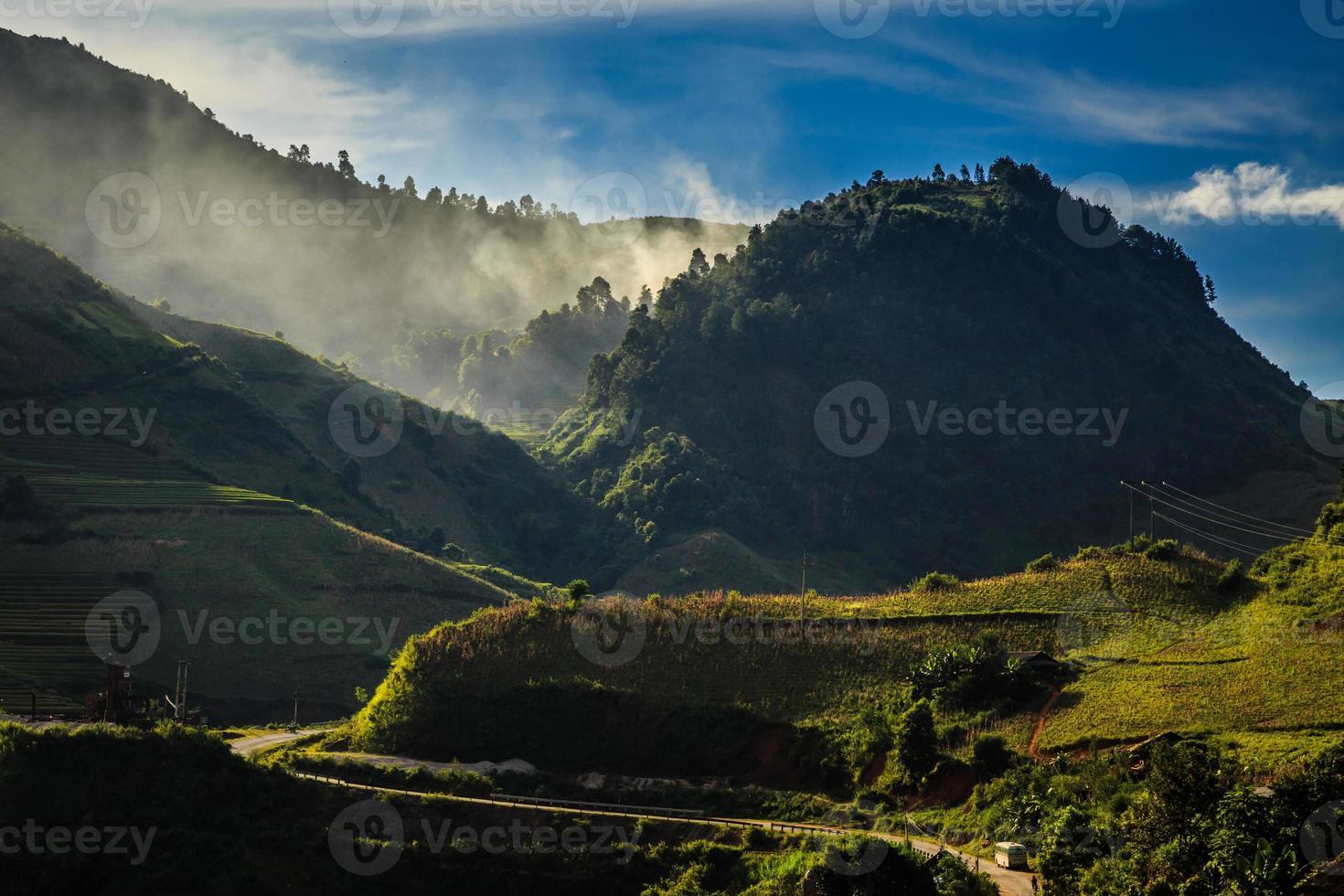 vallée du vietnam photo