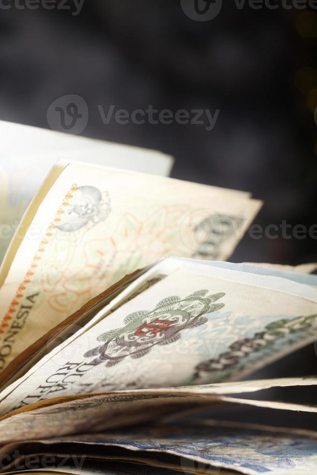 billets de banque photo