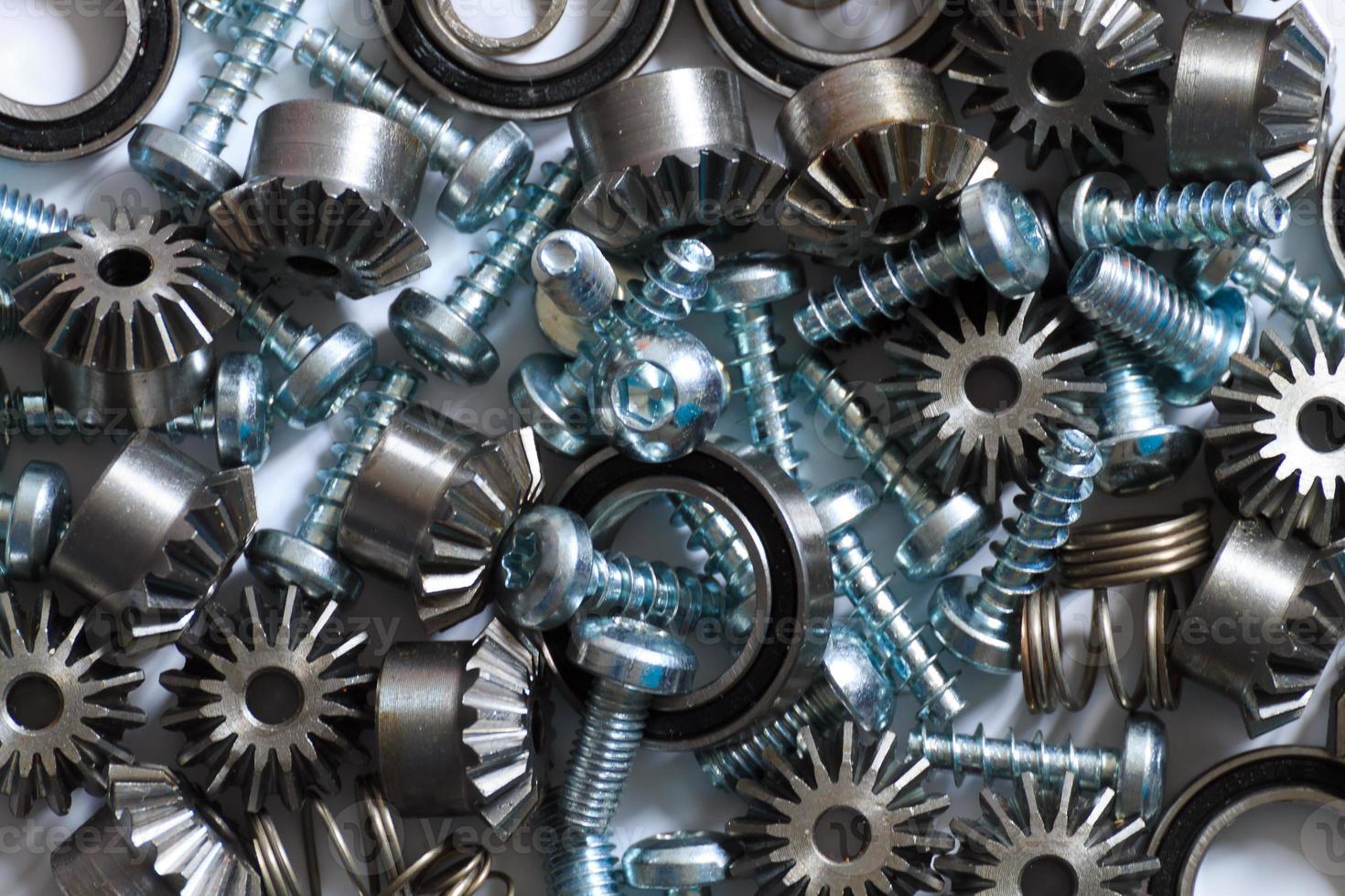 composants mécaniques photo