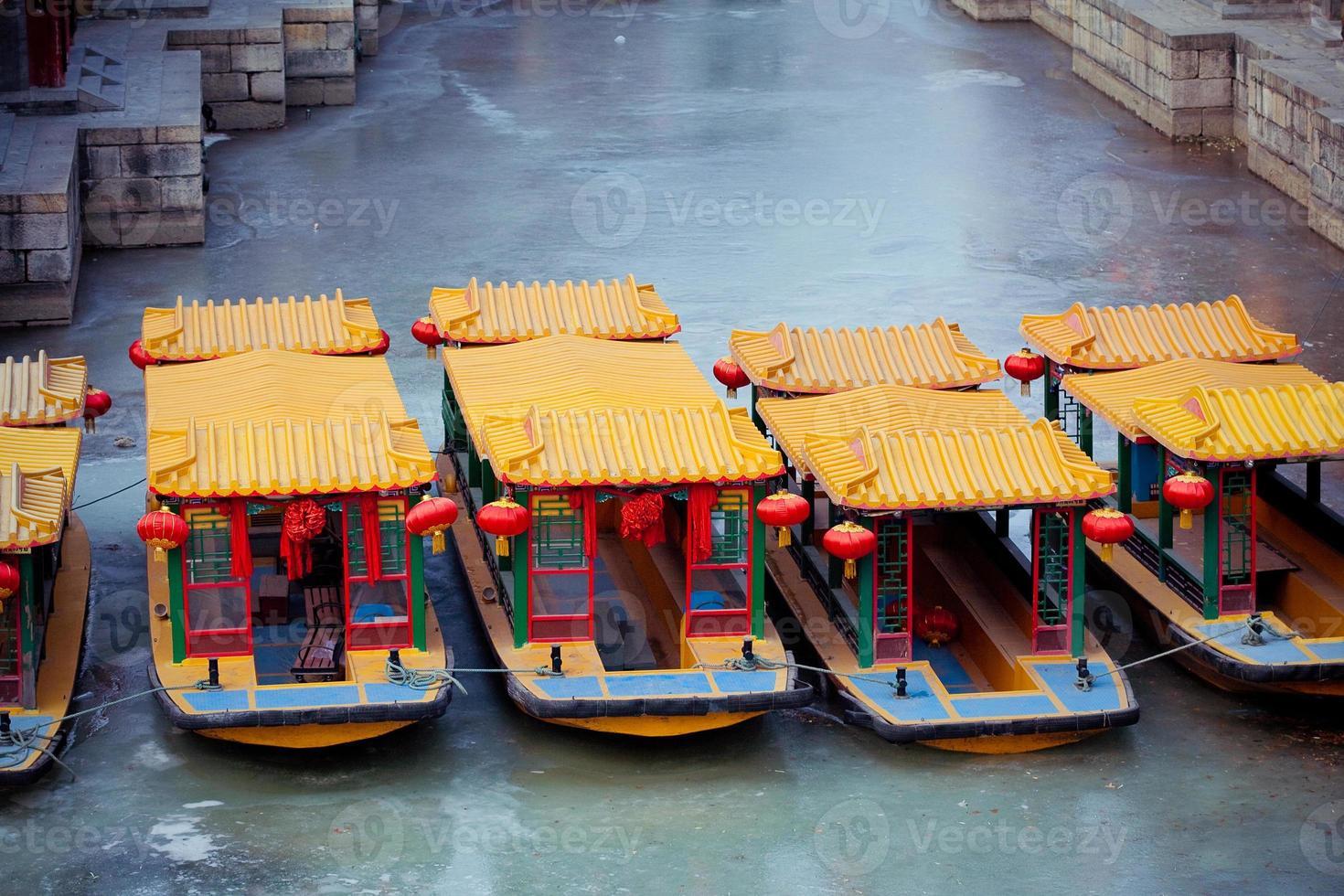 palais d'été, beijing, chine photo